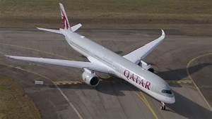 Qatar Airways To Launch Ultramodern A350 1000 And Award