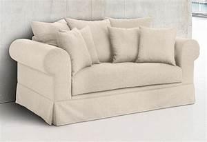 Sofa Home Affaire : home affaire 2 sitzer palmina hussenoptik otto ~ Orissabook.com Haus und Dekorationen