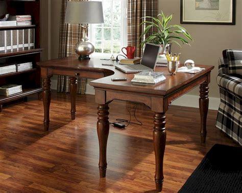 Aspen Home Desk Furniture by Aspen Furniture E2 Class Villager Curve L Desk Asi20 370r Chy