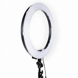 Ring Leuchtstoffröhre Led : 18 led photography ring light dimmable 5500k lighting photo video stand 757764190712 ebay ~ Markanthonyermac.com Haus und Dekorationen