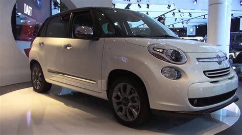 Fiat 500l Five Door by All New Fiat 500 L 5 Door Mpv