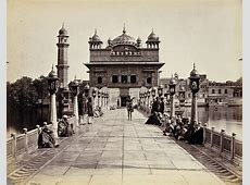 FileEntrance to the Golden Temple, Amritsar in 1870jpg
