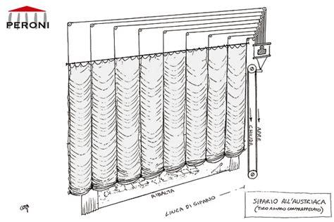 rideaux 224 l autrichienne typologies de rideau peroni