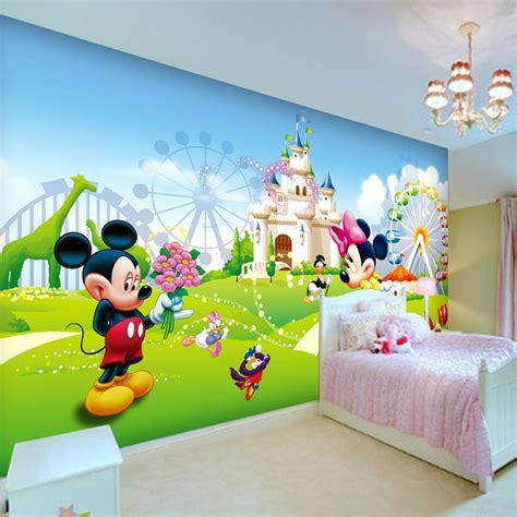 deco chambre minnie aliexpress com buy lovely mickey minnie photo