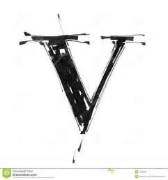 Cool Letter V Symbols