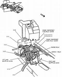 1996 Cadillac Sls System Disabled Due To Theft Systme