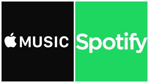 Apple Music Vs Spotify Premium Youtube