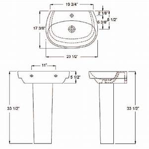 How high should bathroom sink drain be from floor sinks for How high should a bathroom vanity be