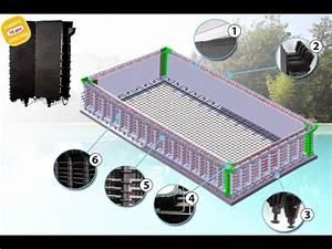 kit piscine beton youtube With kit piscine beton a carreler