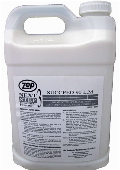 Zep Floor Sealer Msds Sheets by 28 Zep Floor Wax Msds Next Step 3 Succeed 90 L M