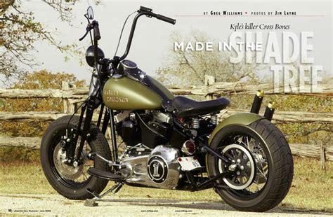 Custom Chopper Motorbike Tuning Bike Hot Rod Rods Harley