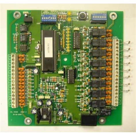 Way Conventional Alarm Circuit Board