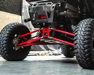 Agency Power Adjustable Rear Radius Arms Polaris Rzr 1000
