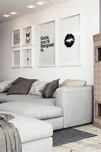 Deko Wohnzimmer Wand : 50 fotowand ideen die ganz leicht nachzumachen sind ~ Lizthompson.info Haus und Dekorationen
