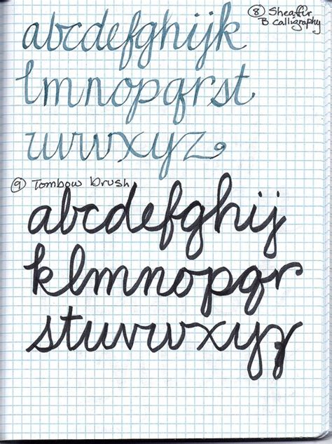Lesson 26 Awesome Pic Have A Look At This Post For Great Cursive Fonts 4 Handwriting Httpwww