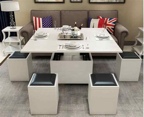 Inspire your group with our most popular speakers on innovation, trends, change and futurism. Folding elevating table and table. Scale multi-functional storage tea table with stools in 2020 ...