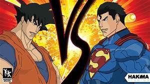 Goku Vs Superman Heroes Brawl Wallpaper 1600 x 900 Version ...
