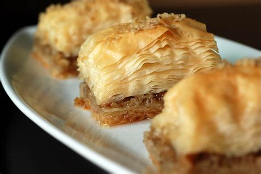 #Turkish #Baklava