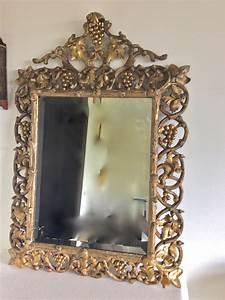 Grand Miroir Rectangulaire : grand miroir rectangulaire bois 14 id es de d coration int rieure french decor ~ Preciouscoupons.com Idées de Décoration