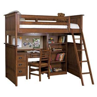 the ultimate bunk bed desk combination stickley furniture