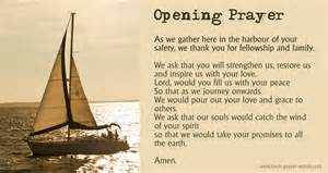 opening prayer for meetings worship bible study weddings