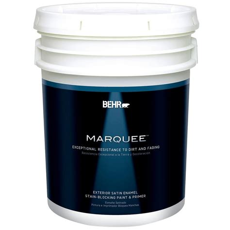 home depot marquee exterior paint marquee 174 exterior collection behr behr marquee 1 gal