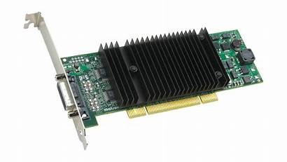 Pci Matrox P690 Lp P69 Card Graphics