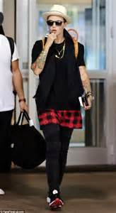 ruby rose vancouver ruby rose jets to san francisco after dj stint in