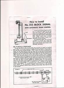 253 Lionel Auto Train Block Control