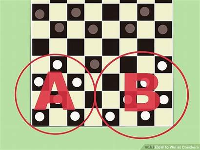 Checkers Win Wikihow Double