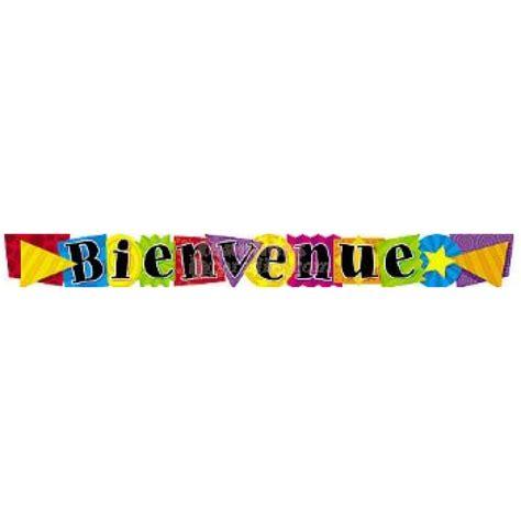 TeachersParadise.com | Banner Bienvenue (French Welcome 10 ...