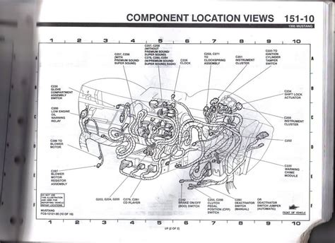 Mustang Ignition Wiring Diagram For