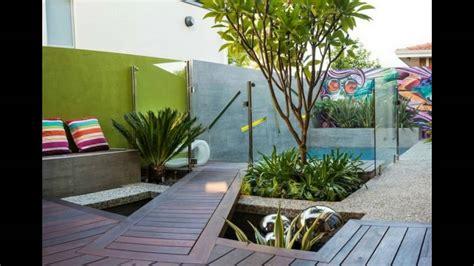 decoracion de jardines pequenos disenos impresionantes
