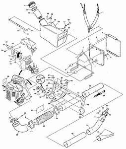 Looking For Homelite Model Hb680 Gas Leaf Blower Repair