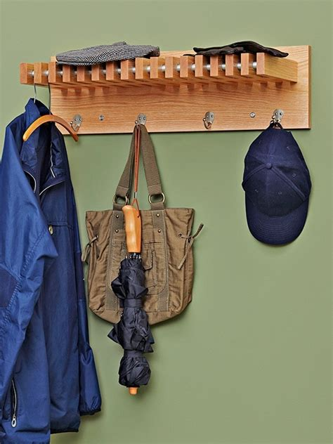 simple coat rack woodworking plans woodworking projects