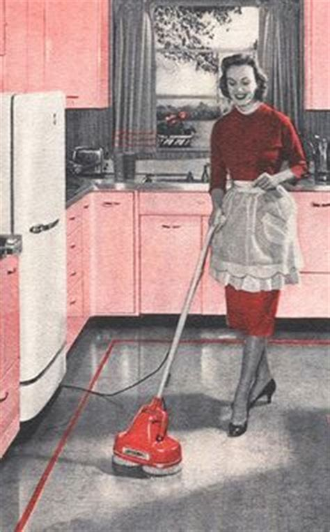 floor waxers and polishers 1000 images about 1950s kitchen on 1950s