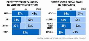 Brexit by the numbers: Who voted to leave the EU? | CTV News
