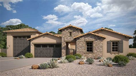 New Homes For Sale In Vista Granite Crossing, Az Maracay
