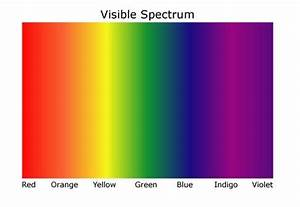 What is the order of colors in a rainbow? | eNotes