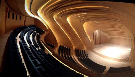 The Azerbaijan Cultural Centre By Zaha Hadid Architects