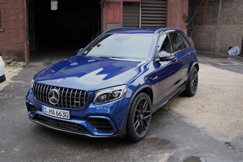 2018 Mercedes Glc by 2018 Mercedes Amg Glc 63 S 4matic Review Autoguide