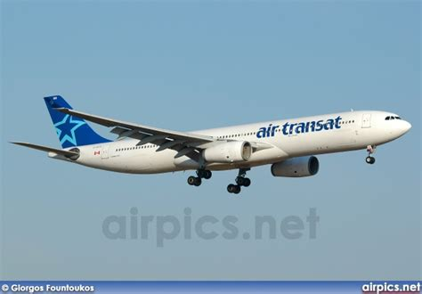 airpics net c gcts airbus a330 300 air transat medium size