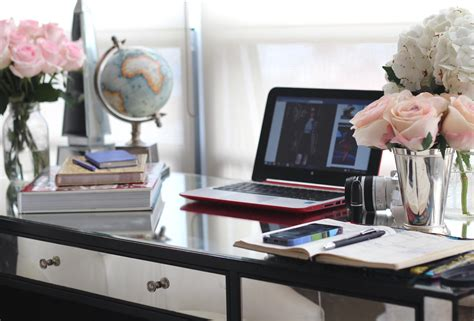 Office Essentials by Home Office Essentials Just Add Glam