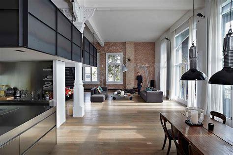 Loft In Amsterdam by Loft Grachtenpand In Amsterdam Inrichting Huis