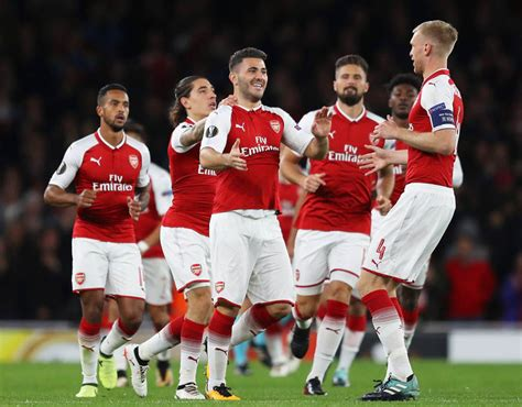 Arsenal Players Salaries 2019 (Weekly Wages) & Contracts 2018/19