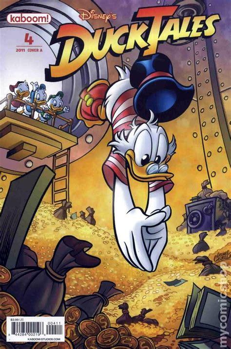 ducktales  boom studios comic books