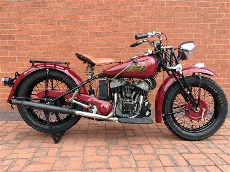 Gambar Motor Indian Scout by Classic Indian Motorcycle Could Fetch 163 18 000 At Auction