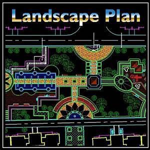 Residential Landscape Design 9  U2013 Cad Design