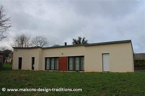 maison de plain pied vannes with construire sa maison seul