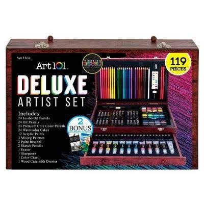 art deluxe art set pc target